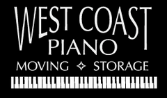 West Coast Piano Moving & Storage.